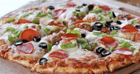 quick easy homemade pizza recipe divas  cook