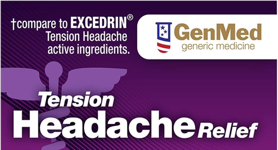 Booklet: Tension Headache Medicine Walgreens