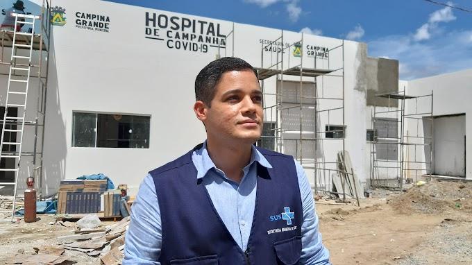 CG: Secretário de saúde responde críticas de senador e lança desafio