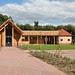 The new crematorium - exterior