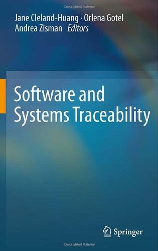 [PDF] Software and Systems Traceability Free Download