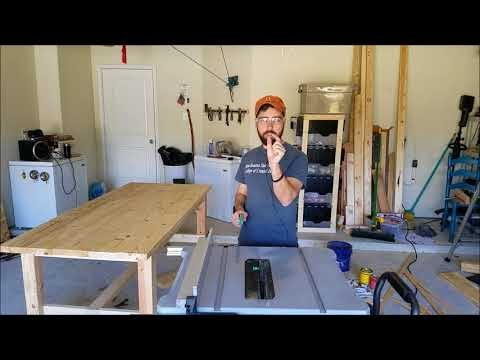 My First Tablesaw