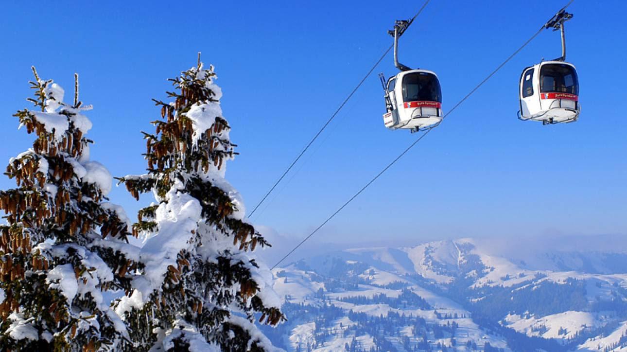 Τα πανέμορφα χιονισμένα ski resorts της Ευρώπης
