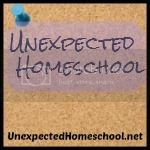 Unexpected Homeschool