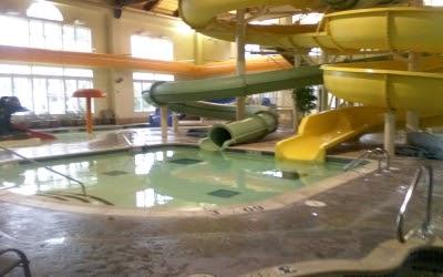 Luxury indoor pools interior design ideas in ground pools for Indoor pool dehumidification design