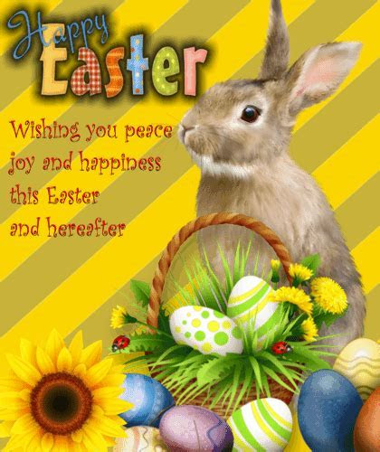 A Happy Easter Egg Hunt Card. Free Egg Hunt eCards