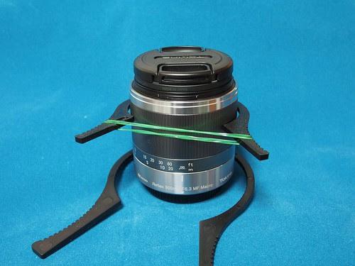 エツミ 写真用品 フィルタールーズ M E-5034 + Tokina Reflex 300mm