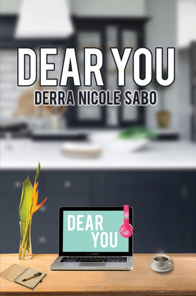 Book Cover for biography, Dear You, by Derra Nicole Sabo.