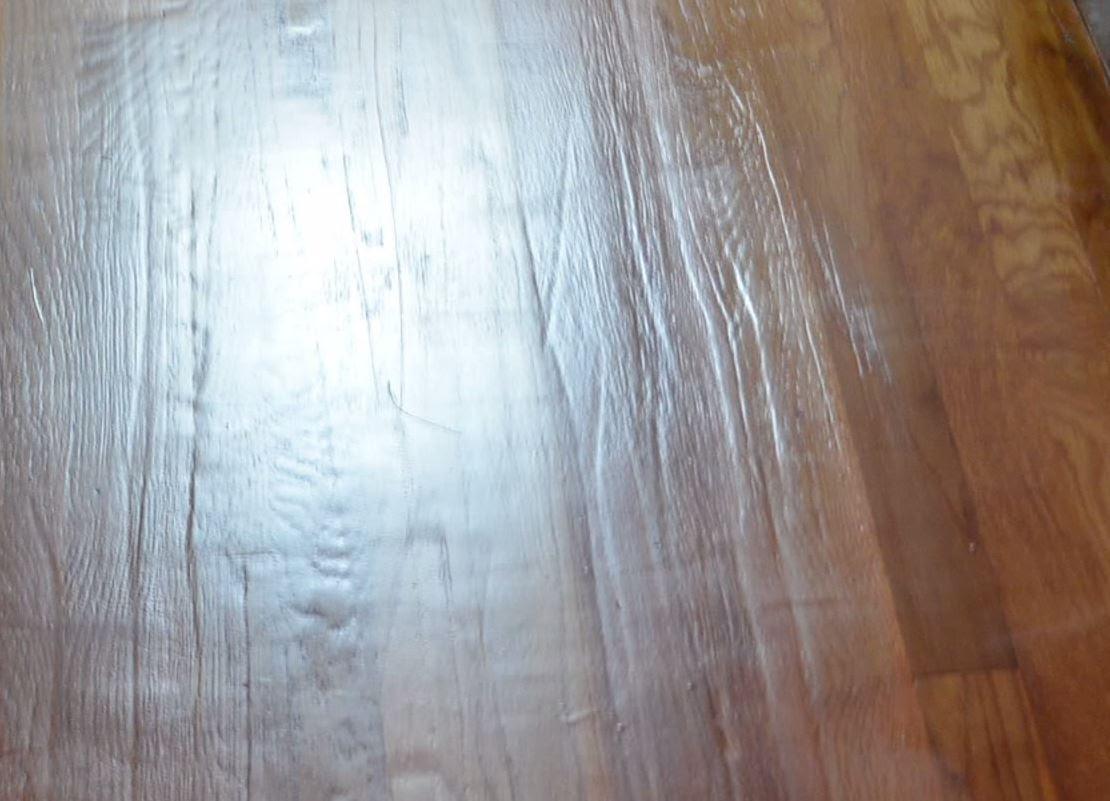 bad floor refinishing deep drum marks floor refinishing