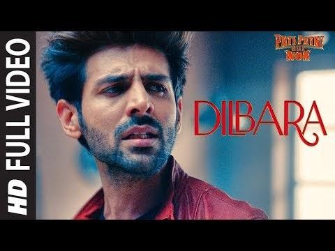 Dilbara Song Lyrics | Kartik A, Bhumi P, Ananya P