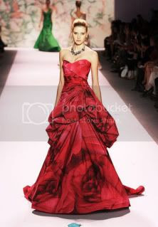 Fashion Events,Runway Shows,Fashion Trends,Monique Lhuillier,Spring