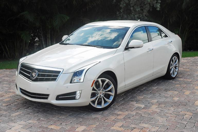 100 Hot Cars » 2013 Cadillac ATS