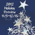 2012 Holiday Preview button
