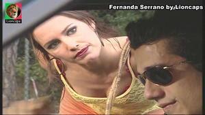 Fernanda Serrano sensual nas novelas Amanhecer e Sedução