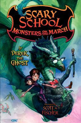 Scary School #2: Monsters on the March