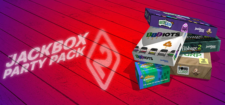 The Jackbox Party Pack 2 Free Download FULL PC Game