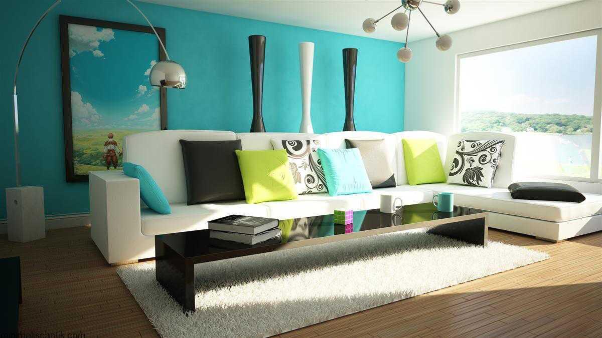 Dekorasi Ruang Tamu Minimalis Modern Model Terbaru