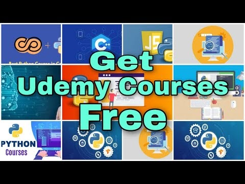 How to Get paid Udemy Courses for free 2021 - udemy online courses