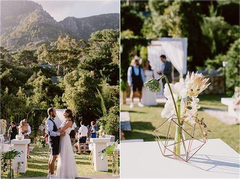 Bespoke minimalist intimate wedding celebration   Wedding
