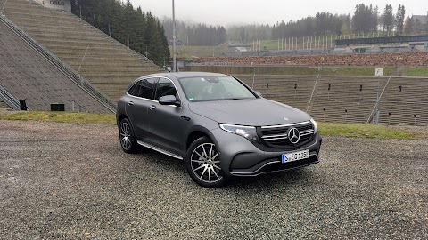 Mercedes Electric Cars 2020