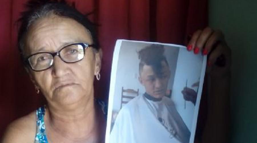 Mãe faz apelo a NUMOL de Patos para liberar restos mortais de seu filho; Veja vídeo!