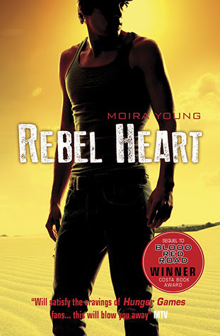 Rebel Heart (Dust Lands, #2)