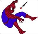 örümcek Adam Boyama Oyunu Oyna örümcek Adam Oyunları