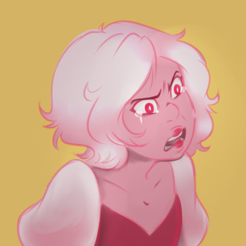 Pink Diamond. She's a fucking brat and I love her…