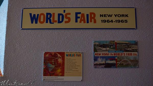 Disneyland Resort, Disneyland, Tomorrowland, Movie, Theater, Sneak, Peek, Magic, Eye, New, York, 1964, 1965, World, Fair