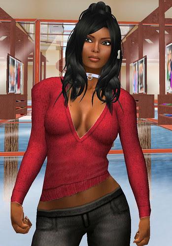 50L Weekend Fever Tasty aubrey red shirt