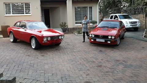 Alfa Romeo Classic Cars Sale South Africa