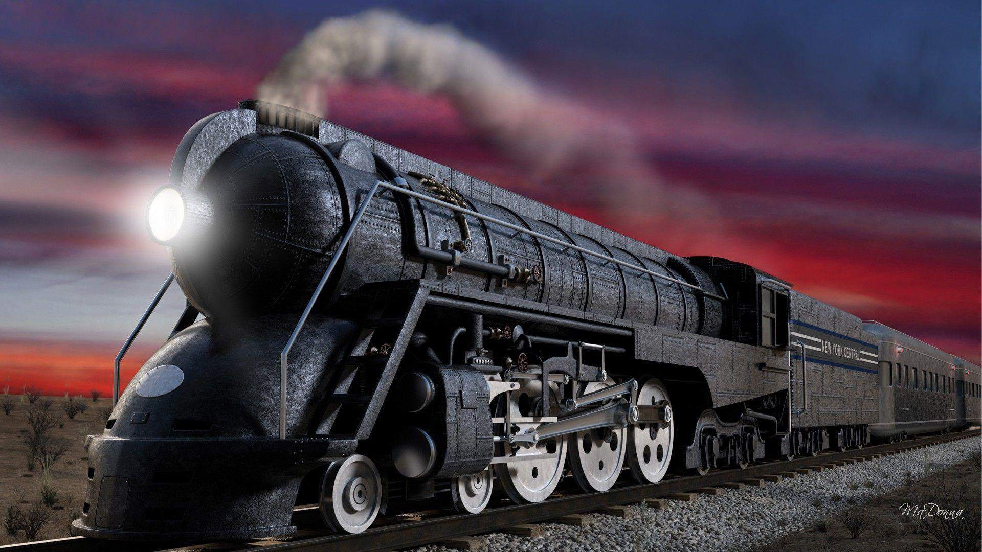 Steam Engine Wallpapers - Wallpaper Cave