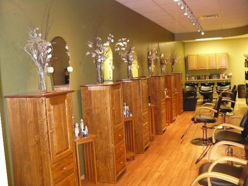 Beauty Salon Interior Design: Hair Salon Interior Design - a photo ...