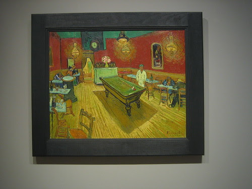 Le café de nuit (The Night Café), 1888, Vincent van Gogh _7736