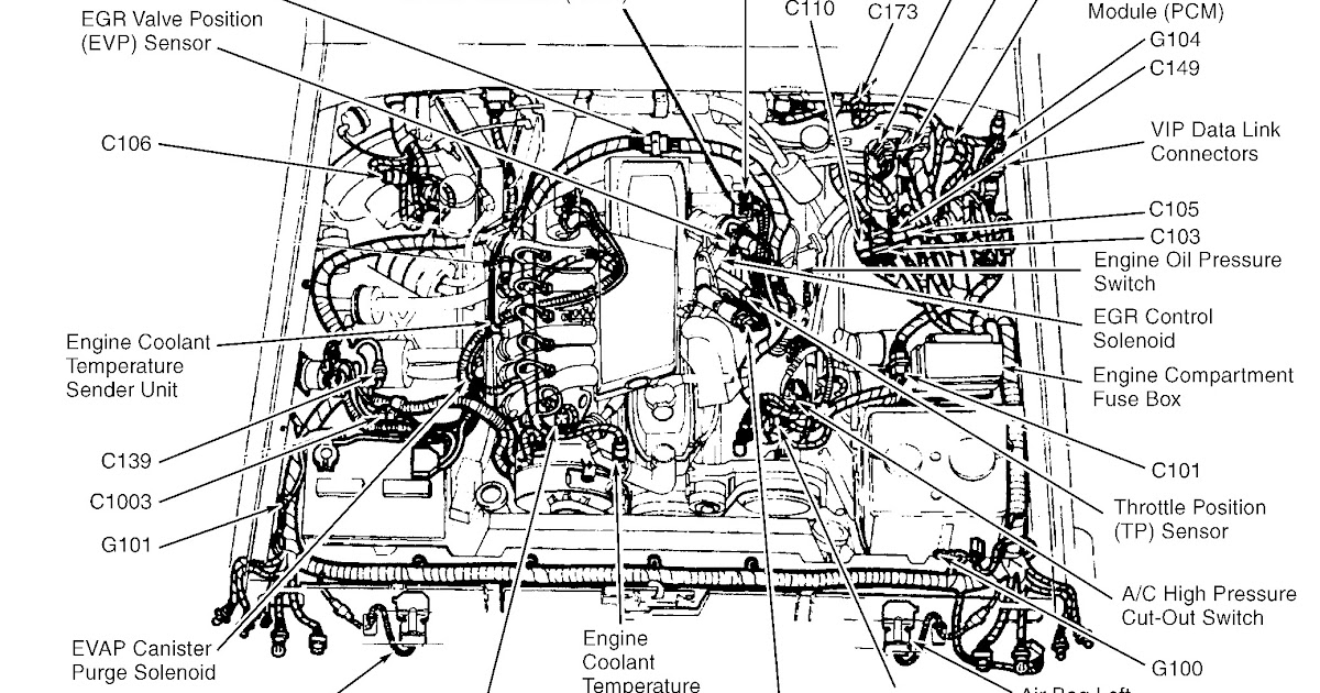 1995 Grand Am Engine Diagram