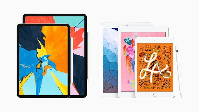 Apple registers five new iPad models with Eurasian database
