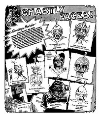 1984-04-28 Scream 06 15 Editorial - Ghastly Faces (by senses working overtime)