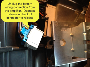 Sha Bypass Factory Amp Crossover In 2002 Chevy Tahoe