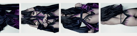 AGENT PROVOCATEUR:  PHOTO BOOTH STRIP