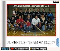 JUVENTUS : SLIDE 2007 2008