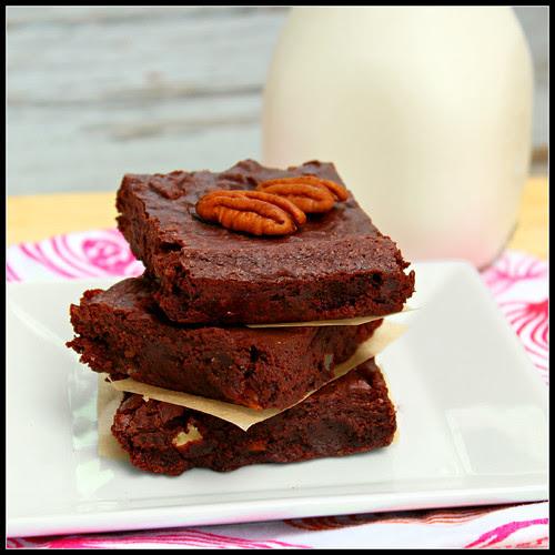 Brownie stack