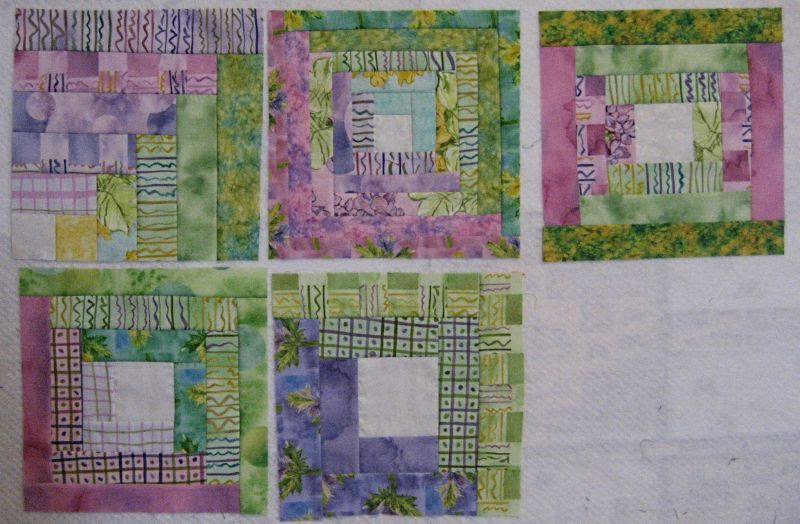 Bee Blocks 1-5