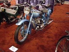 1953 Douglas 350cc
