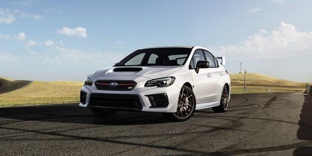 2020 subaru wrx sti series white release date - cars trend