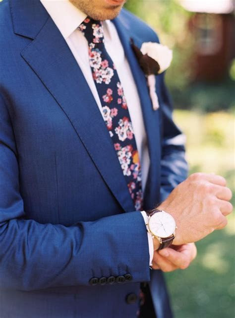 Best 25  Floral tie ideas on Pinterest   Wedding groom