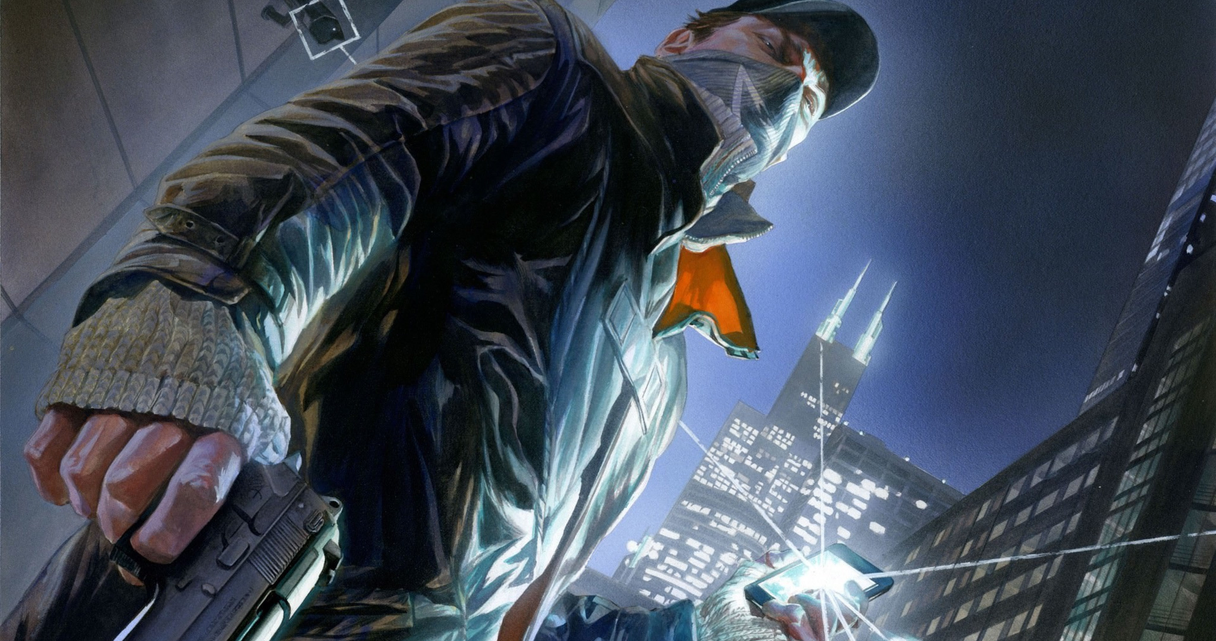 Watch Dogs Aiden Pearce 4k Ultra Hd Wallpaper High Quality Walls Images, Photos, Reviews