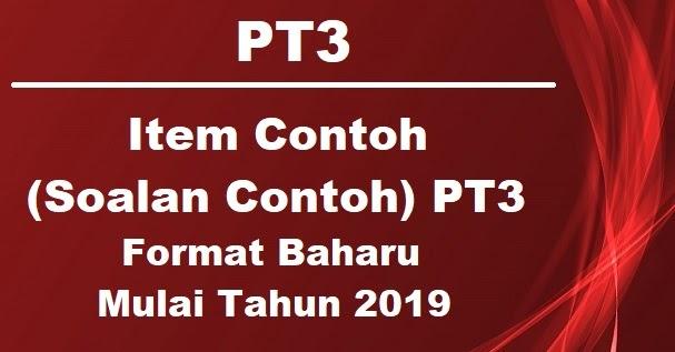 Contoh Soalan Muet 2019 - Gambar 06