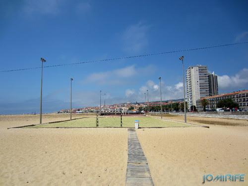 Campos de praia da Figueira da Foz / Buarcos #6 - Futebol em relvado sintético (1) [en] Game fields on the beach of Figueira da Foz / Buarcos - Football on synthetic grass