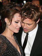 Angie and Brad aka Brangie