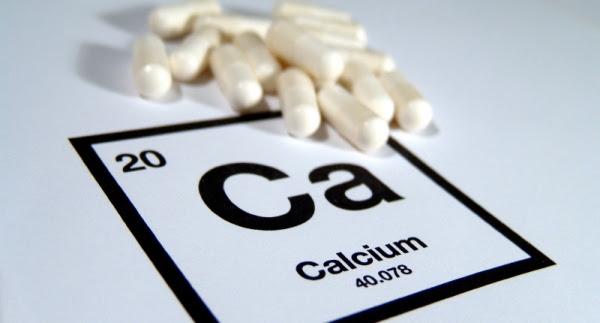 写真:カルシウムサプリメント